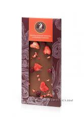 шоколад ручной работы  с сублимированными фруктами