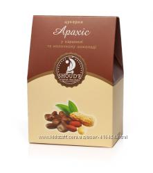 арахис в карамели и молочном шоколаде