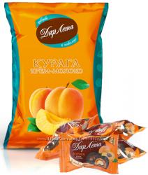 Дар Лета сухофрукты в шоколаде 200грамм и 1кг