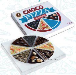 пицца шоколадная Chocopizza
