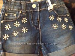 Шорты джинсовые Gaialuna Италия