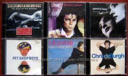 Диски музыкальные Audio CD