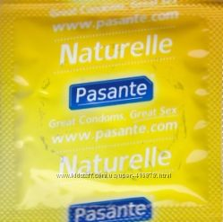 Презерватив PASANTE Naturelle 24шт.