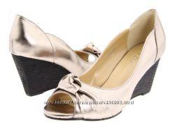 Туфлі з відкритим носком RSVP. Розмір 37, 5 Стелька 24 см