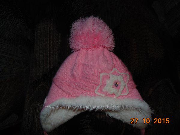 Зимняя шапка Лилия ТМ Arctic на меху