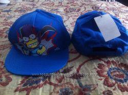 Новая кепка H&M с Бартом Симпсоном