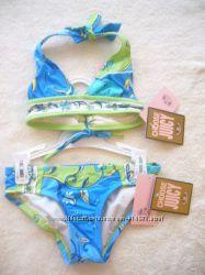 Новые купальники  Juicy Couture  на 2 года с этикетками