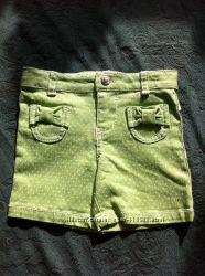 Оригинальные  джинсы DKNY, шорты Guess