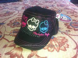 Детские кепки, бейсболки Disney, Monster High, D&Y, H&M оригинал