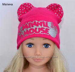 шапки в наличии для девочек и мальчиков