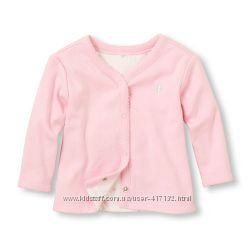 двусторонняя кофта с длинным рукавом для девочки Children&acutea Place