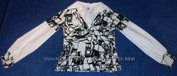 Продам  блузу-рубашку БУ 46-48