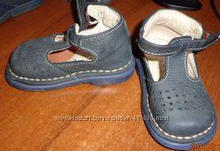 Обувь для мальчика БУ ортопед 19-22р.