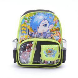 Дитячі наплечники, рюкзаки на будь-який смак СП