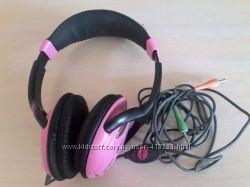 Наушникимикрофон Sven GD-900 розовые