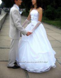 Свадебное платье-хамелеон