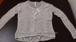 Новый легкий ажурный свитер Aeropostale