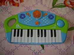 Синтезатор -пианино