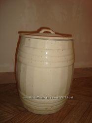 Керамическая бочка для солений 20л
