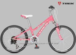 Детский велосипед Trek 2015 MT 60 GIRLS розовый