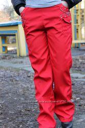 Распродажа. Спортивные брюки для девочек, р. 140-170