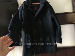 Пальто M&Co 5-6 лет состояние нового