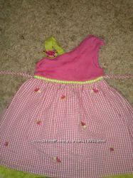Платье Youngland с арбузиками бу