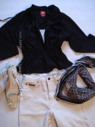 Черная блузка  Miss Sixty