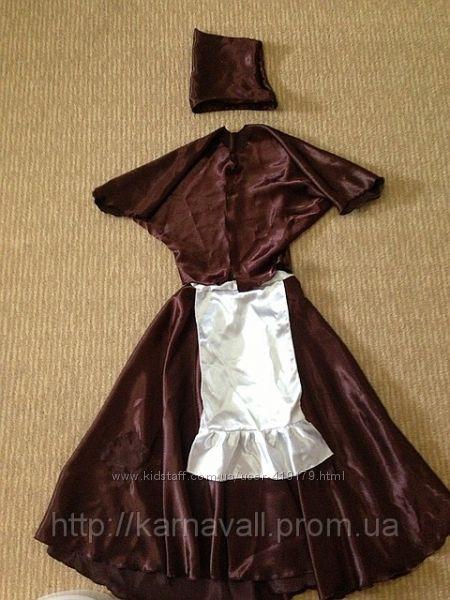 Прокат детского костюма Золушка до бала KidStaff