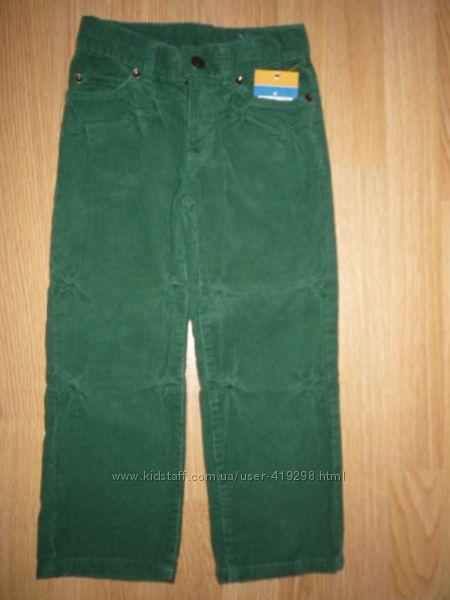 Вельветовые брюки  Sonoma, р. 4