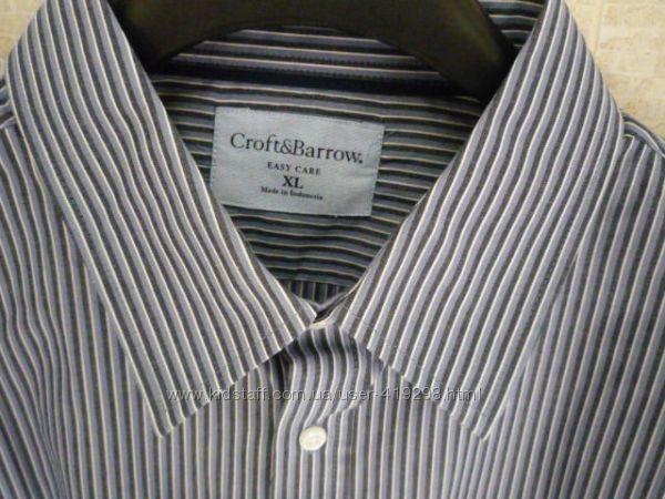 Мужская рубашка Croft&Barron, размер ХL