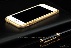 Металлический бампер для Apple iPhone 55s66s6 Plus6s Plus