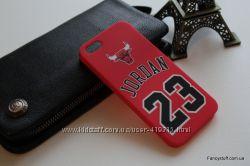 Пластиковый чехол Jordan 23, Givenchy для iPhone 55s66s