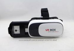 Шлем виртуальной реальности VR Box 2. Очки виртуальной реальности.