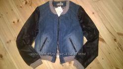 всего 1200 р. новая стильная куртка, р-р 46-48