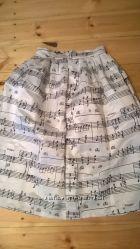 всего 400 р. новая стильная юбка, S-ка