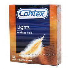 Презервативы Contex, Durex, LifeStyles, гель-смазки - оригинал