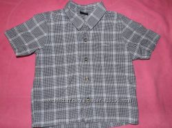 Рубашка с коротким рукавом на мальчика NEXT