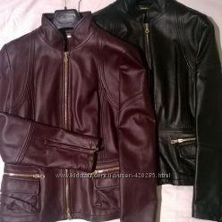 Кожанные куртки Luisa Spagnoli - оригинал