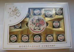 Шоколадные подарки на Профессиональные Праздники.
