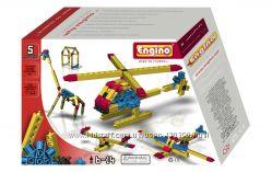 Детский развивающий конструктор ENGINO Инженерия 5 моделей