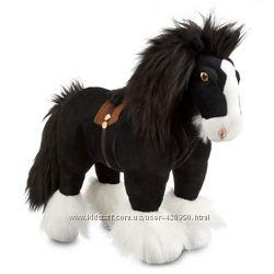 Детский конь Ангус друг принцессы Мериды Дисней, оригинал - 40 см