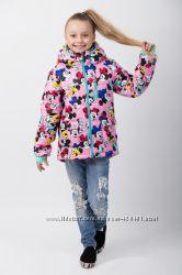 Качественные и тёплые зимние и весенние курточки для мальчиков и девочек