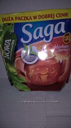 Чай чорний  Saga, Польща 130 пакетиків