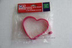 Форма силиконовая для яичницы Сердце