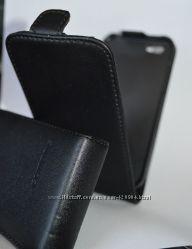 Чехол кожанный ТМ Europe для Samsung S5380