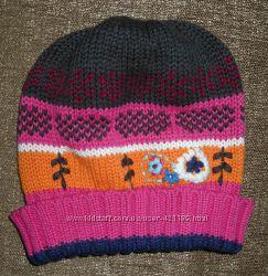 шапка демисезонная, новая, на объём головы 48-50 см