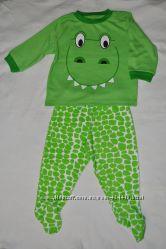 Пижама новая 2 в 1 одна пижама  четыре образа