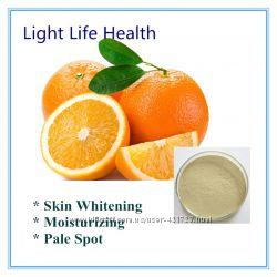 Аюрведический порошок пудра Апельсина Orange Citrus aurantium peel powder