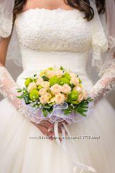 Продам дизайнерское свадебное платье